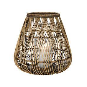 Lanterne en bambou