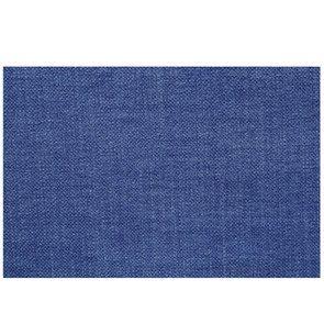 Canapé d'angle 5 places en tissu bleu - Boston - Visuel n°7