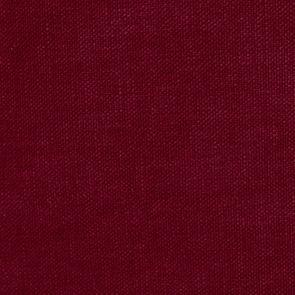 Fauteuil cabriolet en tissu rouge foncé - Bristol - Visuel n°6