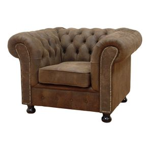 Fauteuil chesterfield - Chester - Visuel n°3