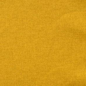 Fauteuil en tissu Jaune Moutarde - Claridge