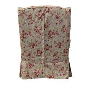 Fauteuil en tissu Tiffany Fleuri - Claridge - Visuel n°4