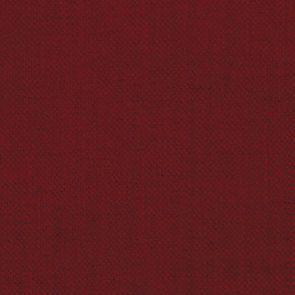 Canapé 2 places en tissu rouge - Crowson - Visuel n°8