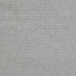 Canapé convertible 2 places en tissu gris clair - Crowson - Visuel n°9