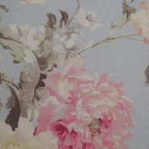 Canapé convertible 3 places en tissu à motif fleuri - Crowson - Visuel n°10