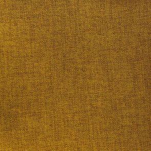 Canapé 4 places en tissu jaune moutarde - Hampton - Visuel n°9
