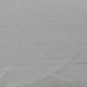 Canapé 2 places en lin froissé vert grisé  - Welsh