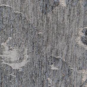 Canapé 4 places en tissu gris à motifs - Rivoli - Visuel n°14