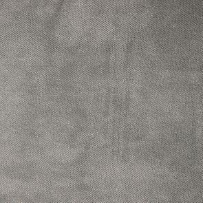 Canapé 4 places en velours gris taupe- Rivoli - Visuel n°7