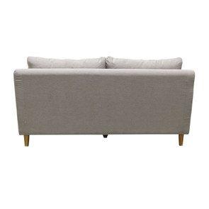 Canapé 3 places en tissu naturel - Vendôme - Visuel n°6