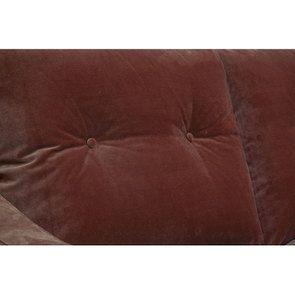 Canapé 4 places en tissu terre cuite - Vendôme - Visuel n°8