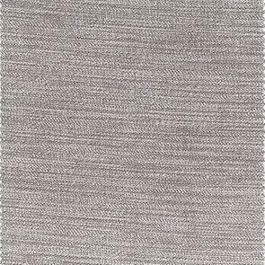 Canapé fixe 3 places en tissu gris perle - Cleveland - Visuel n°2
