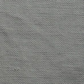 Canapé XL 3 places gris en tissu - Hudson