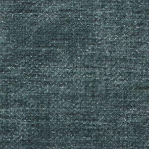 Canapé convertible 3 places en tissu bleu clair - Malcolm - Visuel n°2