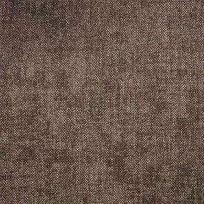 Canapé 3 places fixe en tissu marron - Malaga - Visuel n°13