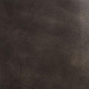 Canapé chesterfield en cuir noir vieilli 3 places - Coventry - Visuel n°11