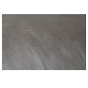 Méridienne en cuir gris - Stanford - Visuel n°5