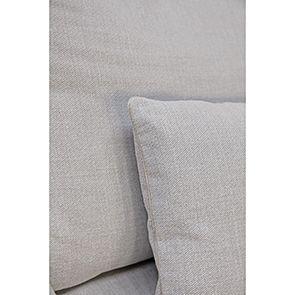 Canapé d'angle 5 places en tissu beige partie gauche - Baltimore - Visuel n°10