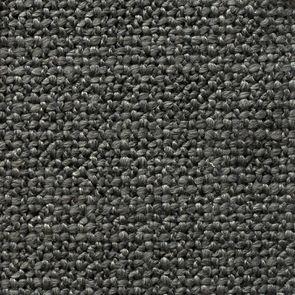 Canapé d'angle 5 places en tissu gris partie gauche - Baltimore