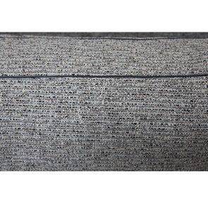 Canapé 4 places en tissu gris - Baltimore - Visuel n°13