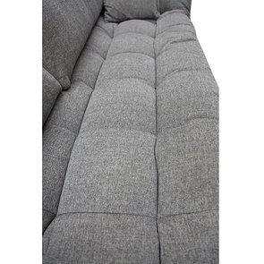 Canapé 4 places en tissu gris - Stockholm - Visuel n°16