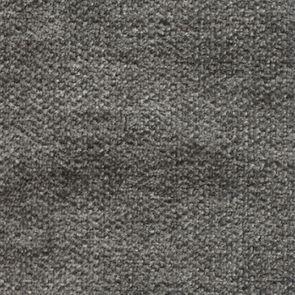 Module 1,75 places accoudoir droit en tissu gris - Syracuse - Visuel n°4