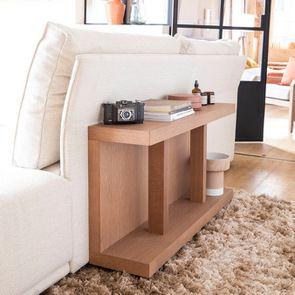 Canapé d'angle en tissu beige - Milano - Visuel n°10