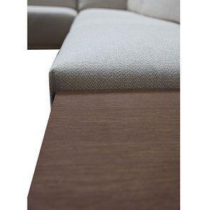 Canapé d'angle en tissu beige - Milano - Visuel n°15
