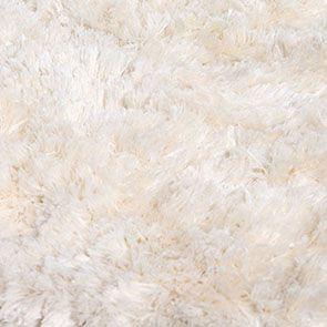 Tapis écru à poils longs 170x230 - Polux - Visuel n°2