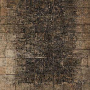 Tapis en cuir marron 170x230 - Walter - Visuel n°3