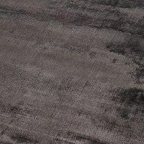Tapis taupe tissé main 170x230 - Clarence - Visuel n°2