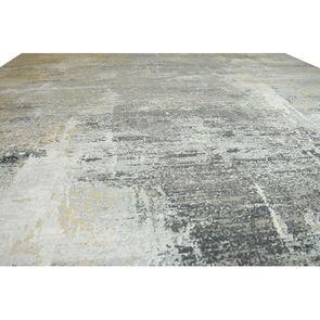 Tapis bleu/doré 160x230cm - Orage - Visuel n°5