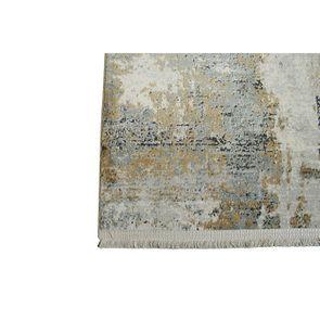 Tapis bleu/doré 160x230cm - Orage - Visuel n°6