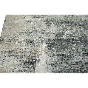 Tapis bleu/doré 160x230cm - Orage - Visuel n°7