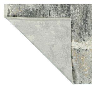 Tapis bleu/doré 160x230cm - Orage - Visuel n°4