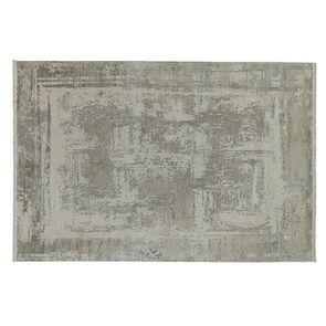 Tapis beige/gris 200x290cm - Givre