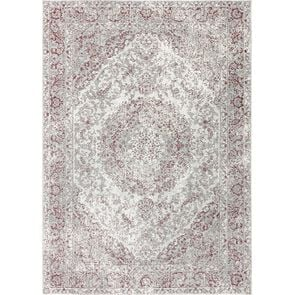 Tapis persan rouge 170x240cm - Caldeira