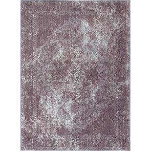 Tapis persan violet 170x240cm - Caldeira