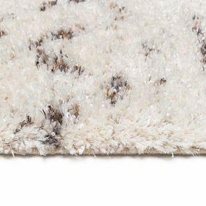 Tapis berbère beige 160x230cm -  Flocon - Visuel n°4