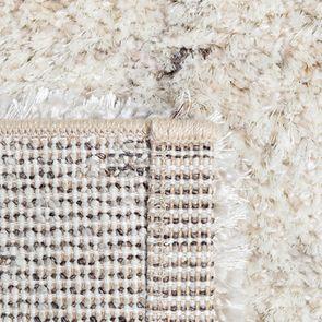 Tapis berbère beige 160x230cm -  Flocon - Visuel n°9