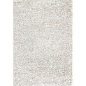 Tapis à poils mi-longs beige clair 200x290cm - Cirrus