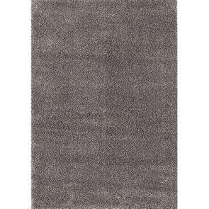 Tapis à poils mi-longs bleu gris 200x290cm - Cirrus