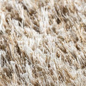 Tapis à poils longs beige foncé 160x230cm - Céleste - Visuel n°3
