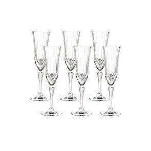 Flute à champagne (lot de 6)