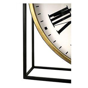 Horloge murale en métal - Visuel n°3