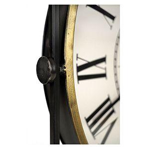 Horloge murale en métal - Visuel n°4