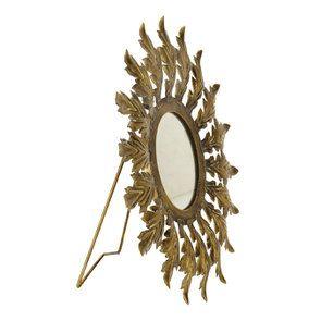 Miroir soleil en métal - Visuel n°1
