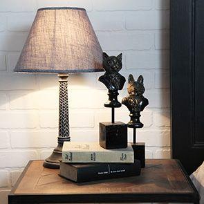 Statuette chat
