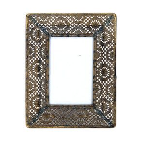 Cadre photo en métal 10x15