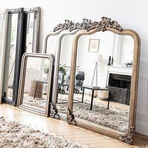 Miroir argenté - Les Miroirs d'Interior's